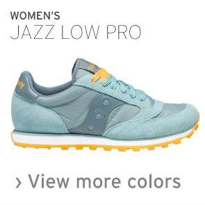 Womens Jazz Low Pro