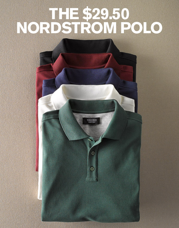 THE $29.50 NORDSTROM POLO