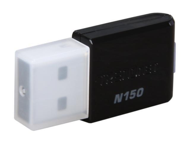 TRENDnet TEW-648UB Mini Wireless Adapter IEEE 802.11b/g IEEE 802.11n Draft 2.0 USB 2.0 Up to 150Mbps Wireless Data Rates WPA2