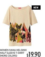 WOMEN IVANA HELSINKI T-SHIRT