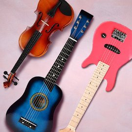 Music Lovers: Kids' Instruments