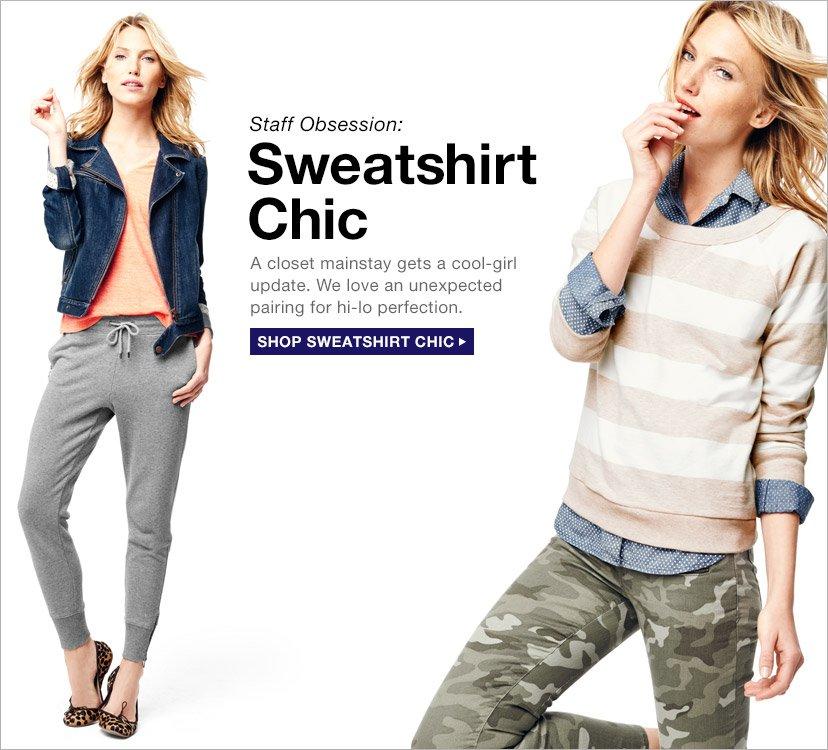 Sweatshirt Chic | SHOP SWEATSHIRT CHIC
