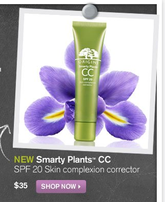 NEW Smarty Plants SPF 20 Skin complexion corrector 35 dollrs SHOP NOW