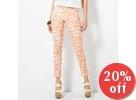 Pattern Skinny Pants