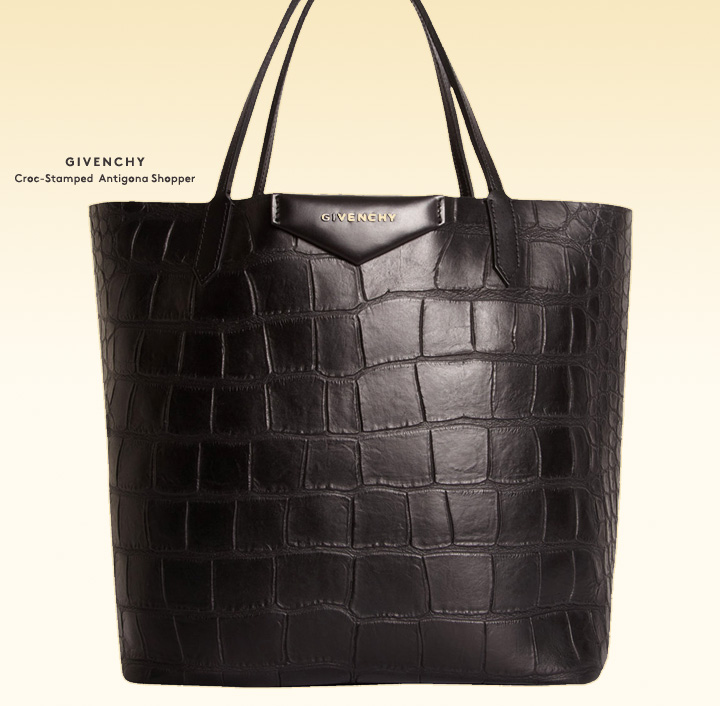 A classic tote with serious style: Shop Givenchy now.
