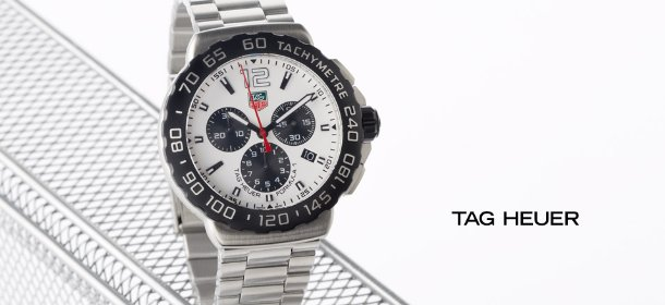 TAG HEUER, Event Ends August 17, 9:00 AM PT >