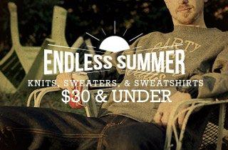Knits, Sweaters, & Sweatshirts $30 & Under