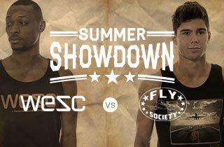 WeSC VS. Fly Society