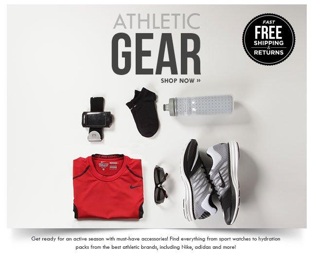Shop Athletic Gear