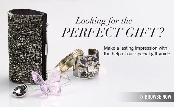 Make a lasting impression with the help of our special gift guide