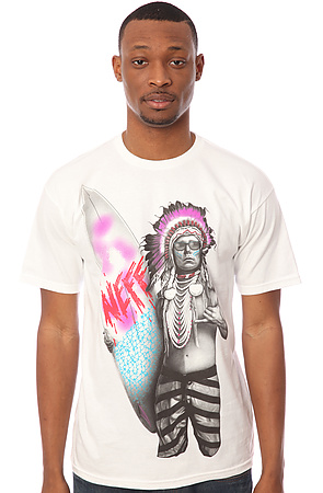 Surfing Chief Tee by Neff
