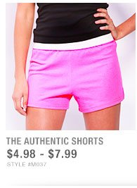 The Authentic Shorts