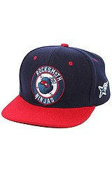 Team Ninja Snapback in Navy