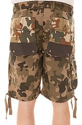 Kozelek Cargo Shorts in Camo