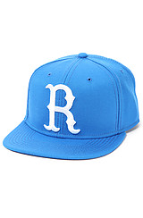 R Snapback in Royal Blue