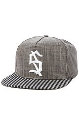 Strongevity Snapback in Gray