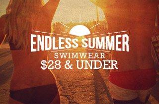 Swimwear $28 & Under