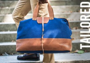 Shop Tailored Takeover: Bags & Belts