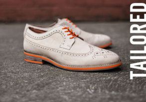 Shop Tailored Takeover: Footwear