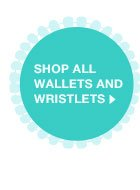 Shop all Wallets and Wristlets