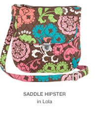 Saddle Hipster in Lola