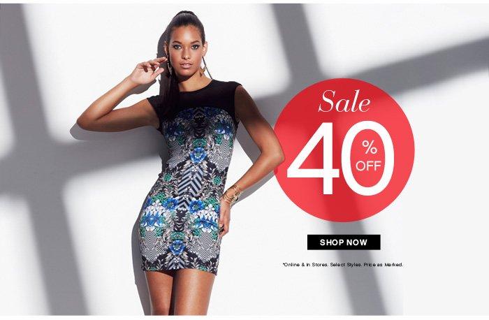 Shop Our 40% OFF Sale!