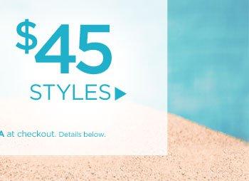 $45 Styles