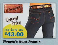 Womens Aura Jeans on Sale