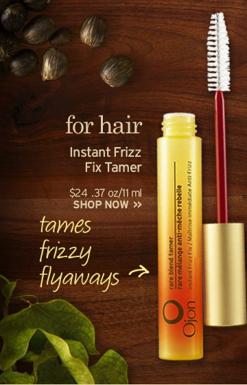 for  hair Instant Frizz Fix Tamer 24 dollars 0 37 oz 11 ml SHOP NOW tames  frizzy flyaways