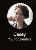 Casey: Young Creative