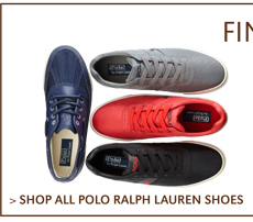 FINISHING TOUCHES | SHOP ALL POLO RALPH LAUREN SHOES