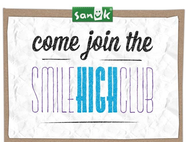 come join the SMILE HIGH CLUB