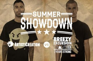 Artisticreation VS. Breezy Excursion