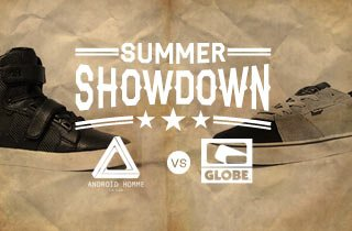 Android Homme VS. Globe