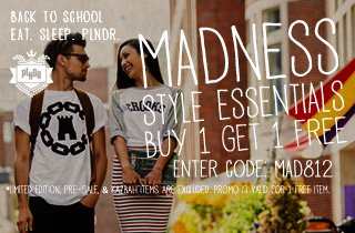 Style Essentials Buy 1, Get 1 Free