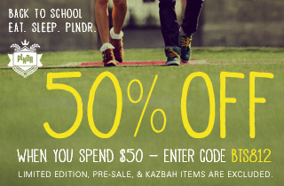 50% Off, Spend $50