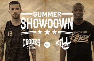 Crooks and Castles VS. Kill Brand
