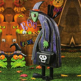 Trick or Treat: Outdoor Décor