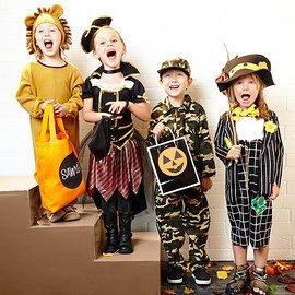 Happy Haunting: Kids' Costumes