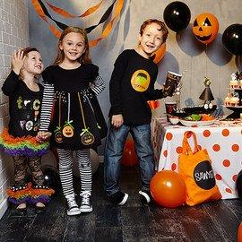 Spooky Style: Kids' Apparel
