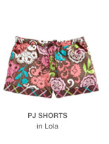 PJ Shorts in Lola