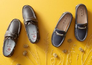 Back-to-School Style: Boys' Shoes