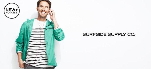SURFSIDE SUPPLY CO., Event Ends August 16, 9:00 AM PT >