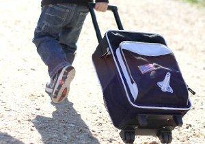 Wheel-y Cool: Kids' Roller Bags