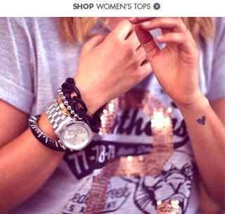 Shop womens Tops!