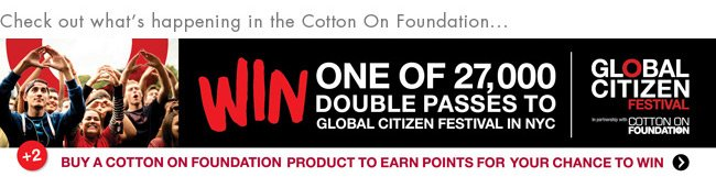 Become a Global Citizen