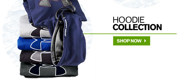 HOODIES COLLECTION. SHOP NOW.