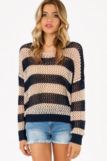 IN THE LOOP SWEATER 39