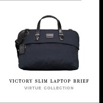 Victory Slim Laptop Brief - Shop Now