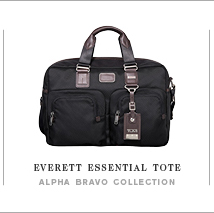 Everett Tote - Shop Now